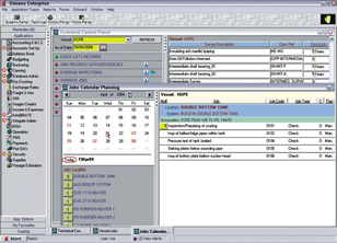 Vessel Planned Maintenance Software, PMS software for ships, Planned
