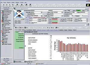 Onoard Crewing Software